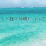 『アラフィフ女一人旅』宮古島の伊良部島に行ってきた感想